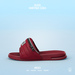 Bleich - Fannypack Slides - Red