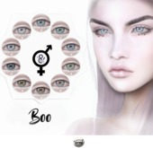 Go&See * Boo * Catwa Eyes