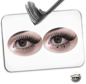 Go&See * Lush * Lashes 2# Tintable ~ Catwa