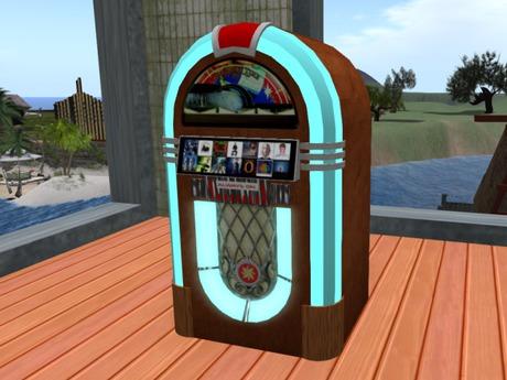 Always-On Mesh Jukebox Radios Set Land Music URL
