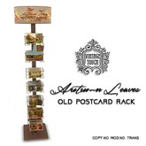 Vintage Touch New England Fall Foliage Postcards Rack