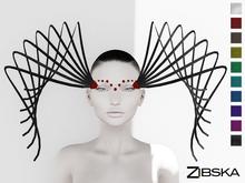 Zibska ~ Woo Color Change Lashes