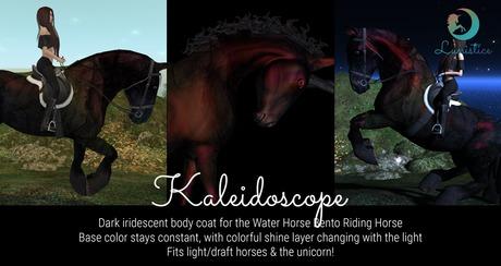 Lunistice: Kaleidoscope - Water Horse Body Coat