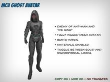 [S2S] MCU Ghost Avatar