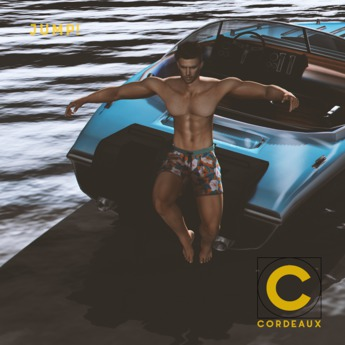 CORDEAUX || Bento Pack of 5 Poses + 1 Extra | Jump!