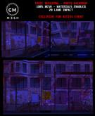 *cm*.MESH - Toxic building - Mesh Backdrop