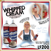 -RC- Creamy Cloud Whipped Cream