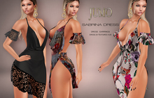 .:JUMO:. Sabrina Dress - Maitreya Belleza Slink Fitted - ADD ME