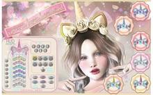 NS::  Unicorn Horn Headband (HUD)
