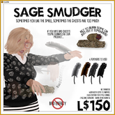 -RC- Sage Smudger