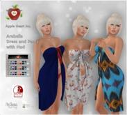 Apple Heart Inc. Demo Arabella Dress + Panty with Hud