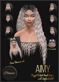 :::Phoenix::: Aimy Hair Grayscales (add me)