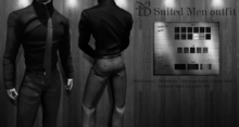 ^TD^Suited Men Outfit FATPACK DEMO
