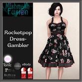 ~*MF*~ Rocketpop Dress - Gambler
