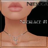 __::NITSUGA::__ Necklace #1 [Gold & Silver]