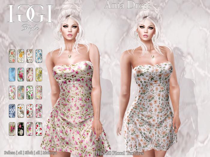 [[IGGI]] - Ania Dress