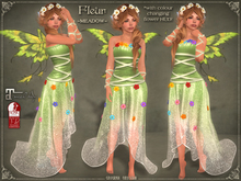 DEMO Fleur Gown by Caverna Obscura