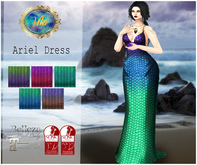 .Viki. Ariel Dress (Wear)