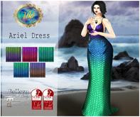 .Viki. Ariel Dress (Wear)
