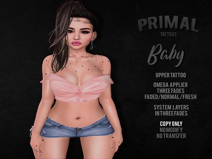 PRIMAL :Baby: (Free Gift)