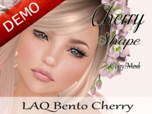 "Cherry Shape ""LAQ Bento Cherry Head"" Demo"