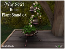 {Why Not?} Rona Plant Stand 05-Boxed
