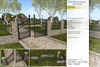 Sway's [Ethan] Brick with Iron Fence & Gate