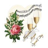 Scripted Harpsichord Music: Loure in G Major