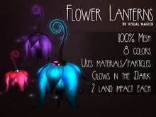 Visual Magick // Flower Lanterns