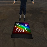 Planet Youth FREE Pose Stand