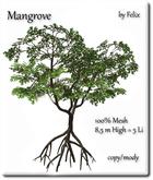 Mesh Mangrove by Felix 8,5m High = 5 Li copy-mody