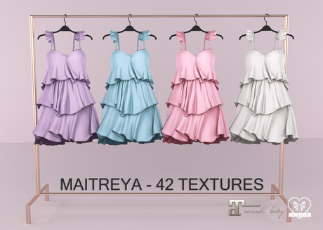Bowtique - Breeze Dress (Maitreya)