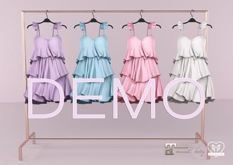 Bowtique - Breeze Dress (DEMO)