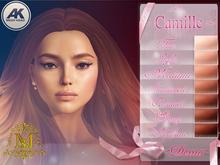 {Meghindo's} ~ Camille ~ Skin Applier ~ Akeruka DEMO ~