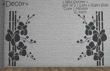 || When I'm Bored || Decor || Wall Sticker || Decor - Set of 2