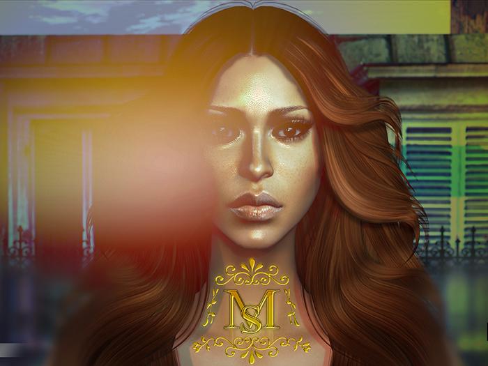 {Meghindo's} ~ Alexia ~ Skin ~ Akeruka ~ 7 Skin Tones ~