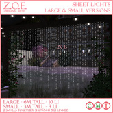 Z.O.E. Sheet Lights