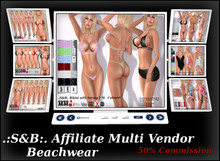 .:S&B:. Affiliate Multi Vendor Beachwear