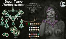 Moondance Jewels Dual Tone Scheherazade