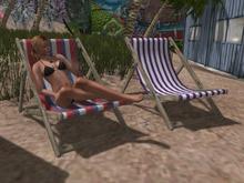 [HVW] Beach Leisure Chair