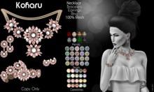 Moondance Jewels Koharu Jewelry Set