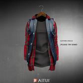 AITUI - Judd Jacket - Red Robin