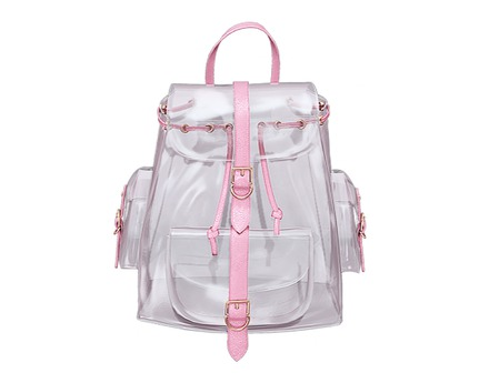 Sweet Thing. X-Ray Backpack - White (Rigged & Non-Rigged, Empty & Full) Mod / Copy