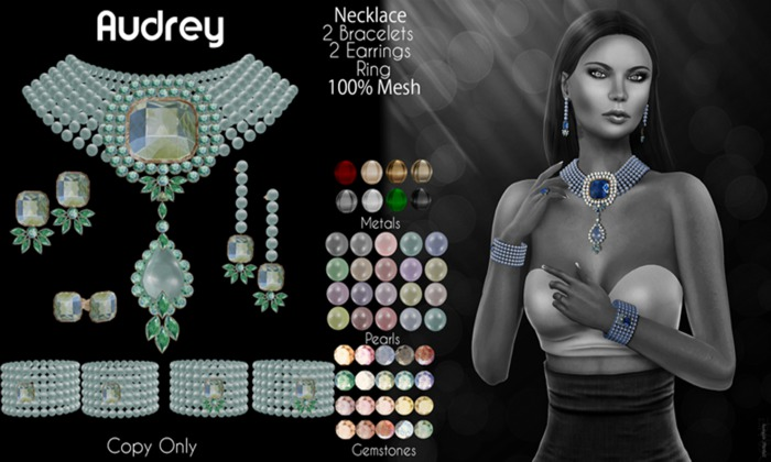 Moondance Jewels Audrey Jewelry Set