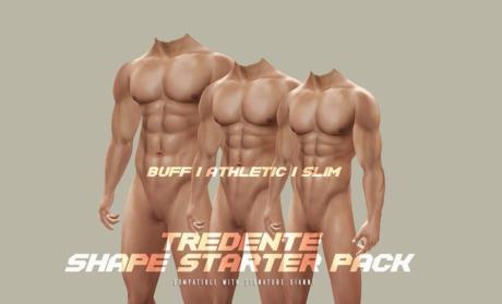 Tredente // Shape Starter Pack (Gianni)