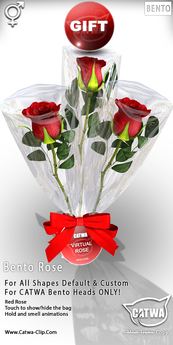 CATWA Bento Rose [GIFT]