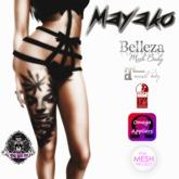 TSB ::: Tattoo Mayako