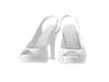 Ao glam peptoe high heel sandals