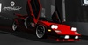 Lamb Countach  RED