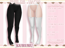 [KRR] Tights for Kemono Usa-pyon rabbit paws